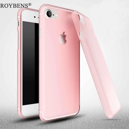 Matte PC Plastic Covers iPhone 7