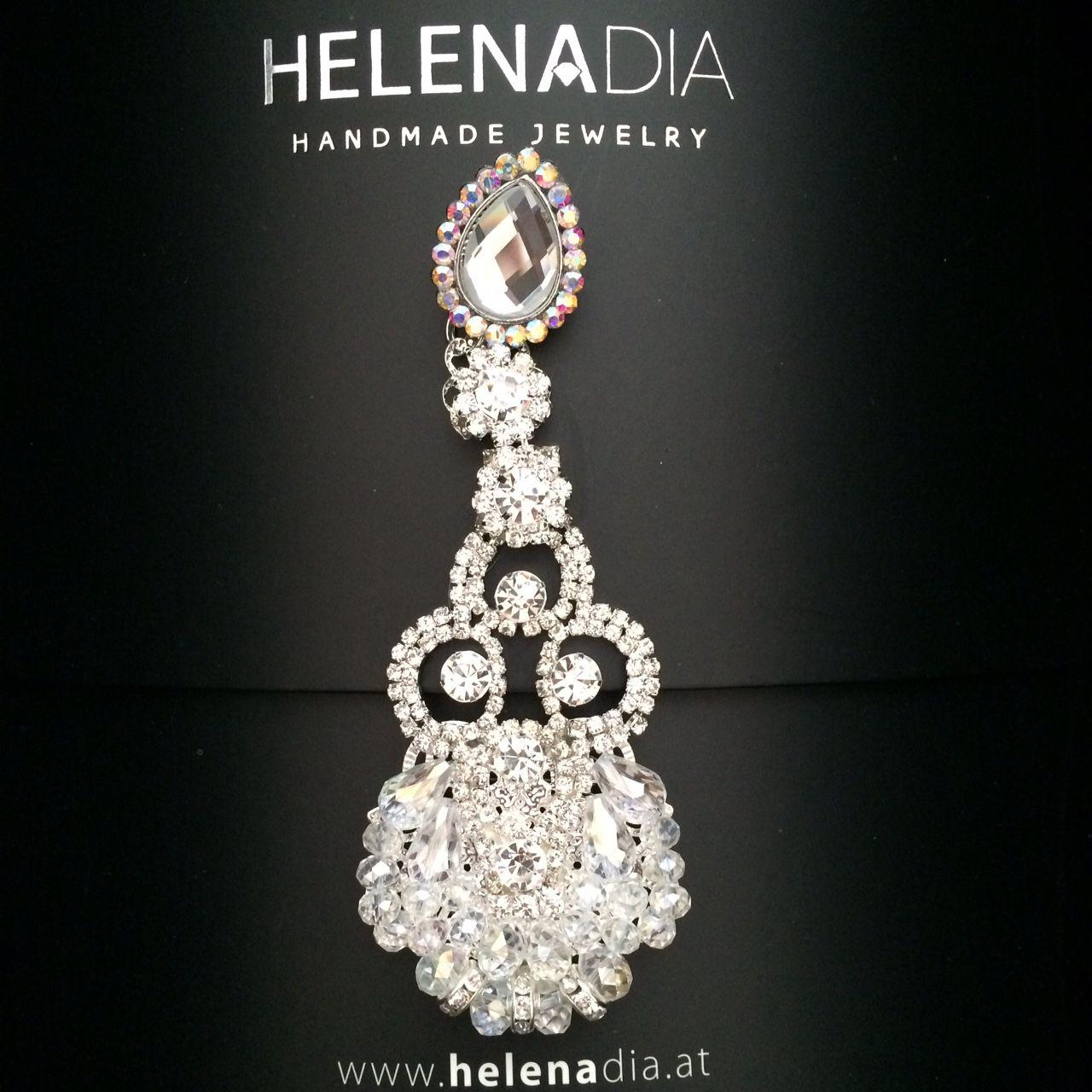 HelenaDia Ohrringe, Quasten Ohrringe, Tassel Earrings, HelenaDia Jewelry, Earrings, Wedding, Hochzeit, Brautschmuck, Brautkleid, Weddingdress