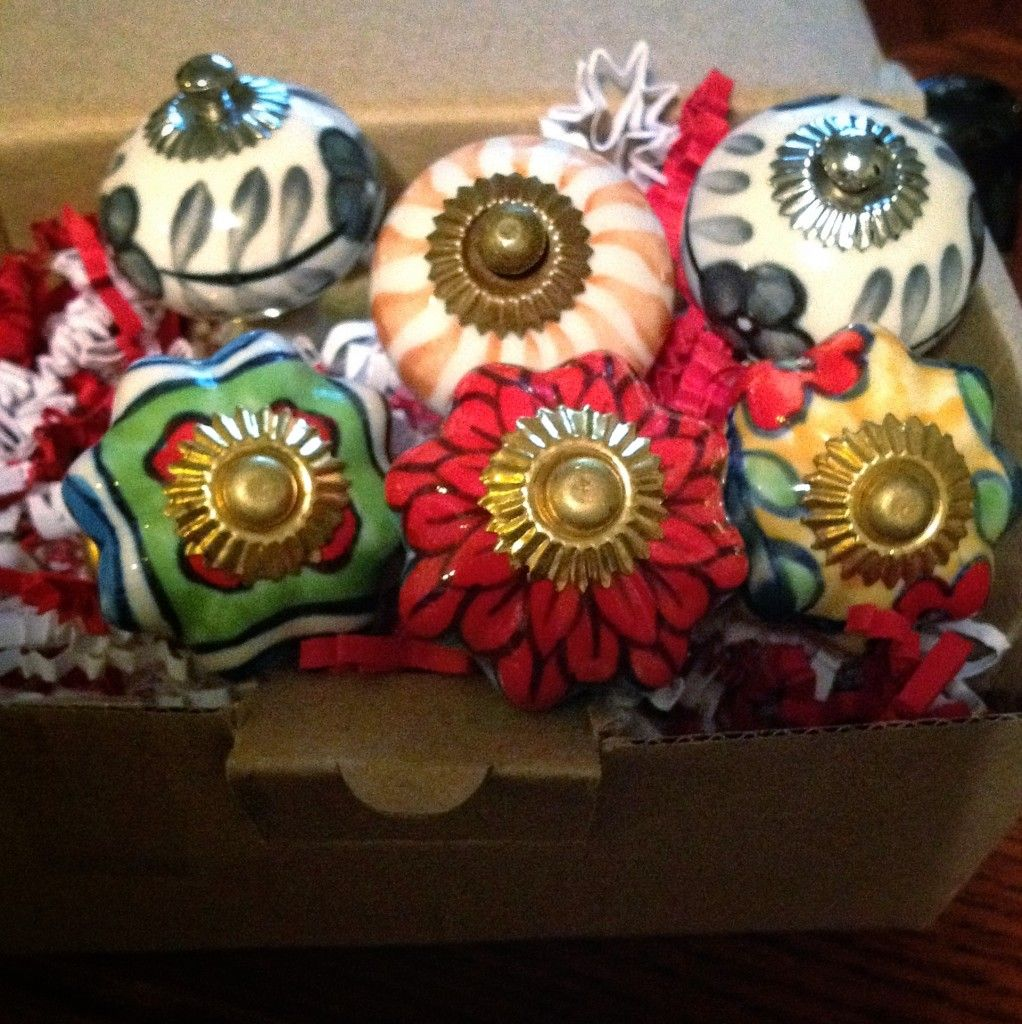 Knobs from Berlin and Paris