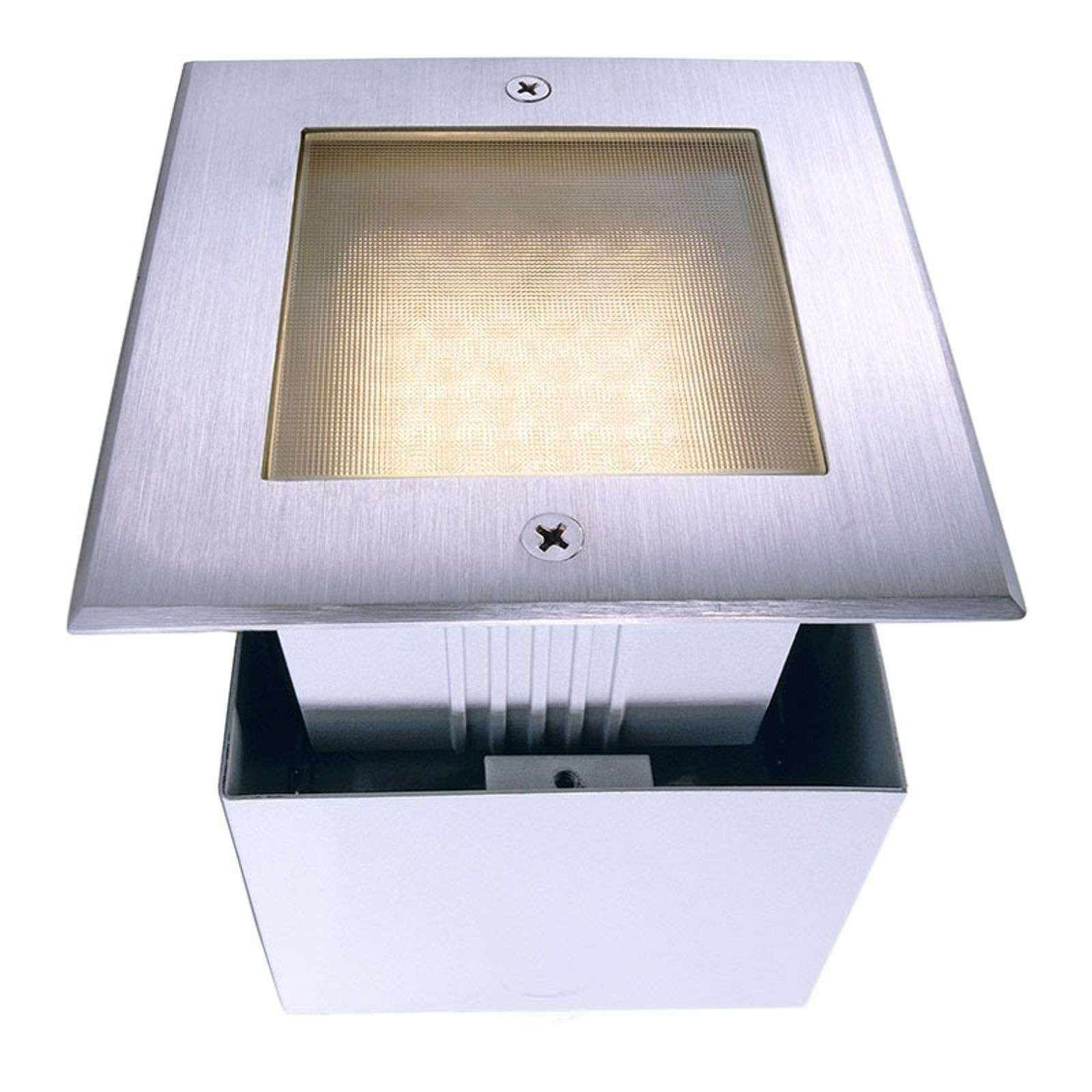 Led Grondspot Square Ii Warm Wit Avec Images Led Encastrable Spot Led Encastrable Spot Led