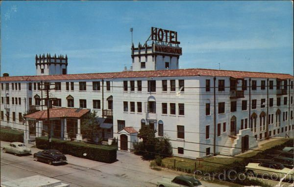 Nansemond Hotel At Ocean View Norfolk Va Ocean View Ocean Views
