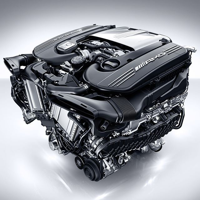Mercedes Amg Motor Nedir: The M177 Is A True Overachiever In The Mercedes-AMG V8