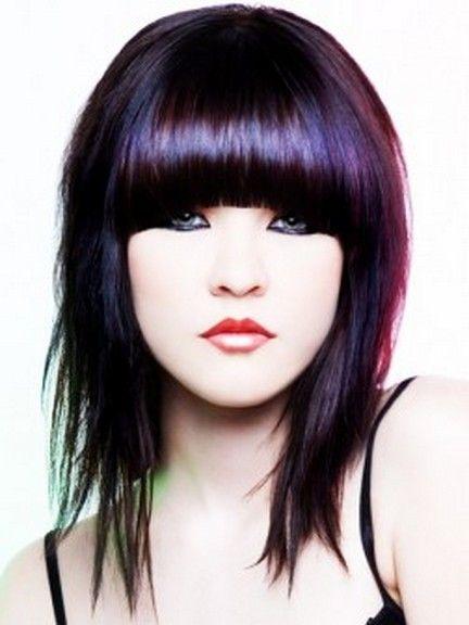 Alternative Hairstyles For Women Medium Hair Styles Medium Length Hair Styles Emo Hair Color