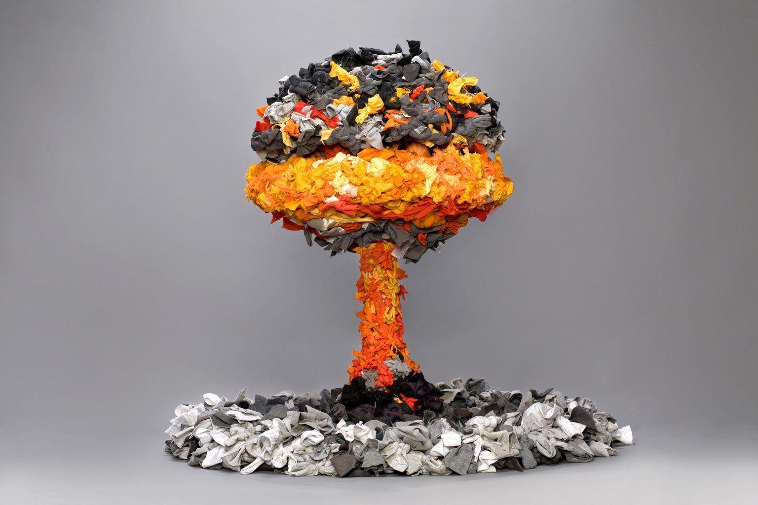 andy warhol la bombe atomique