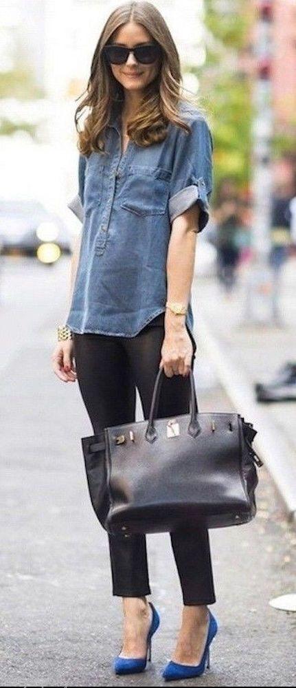 ANTHROPOLOGIE CLOTH&STONE Bella Dahl Two Pocket Tencel Denim Shirt Denim L NEW #clothstone #ButtonHenley #Casual