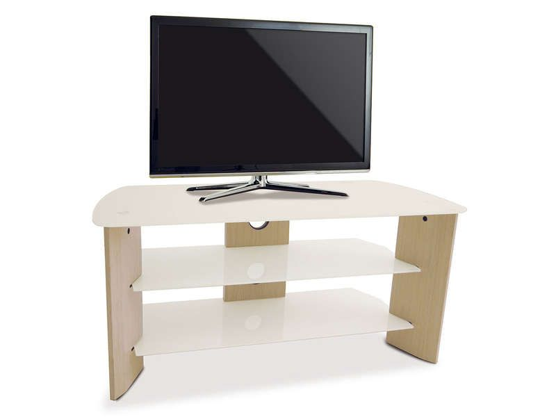 A VOIR -CONFORAMA-Meuble TV KAORKA K120-L1000 CHENE Séjour - Conforama Meuble De Cuisine