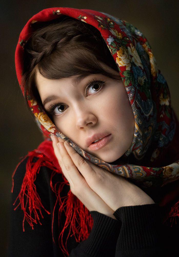 Portrait by Maxim Maximov on 500px