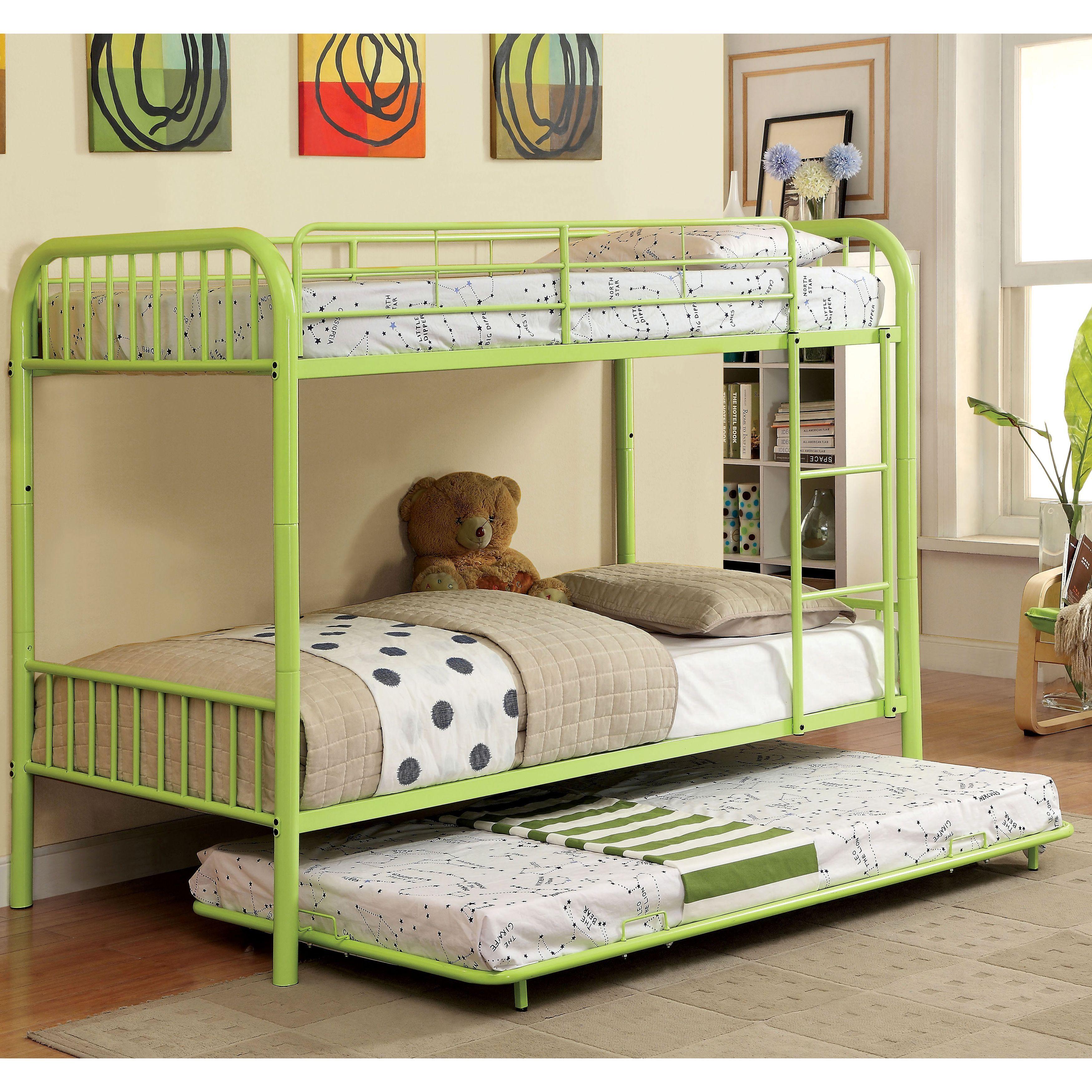 Best Furniture Of America Linden Ii 2 Piece Twin Over Twin 400 x 300