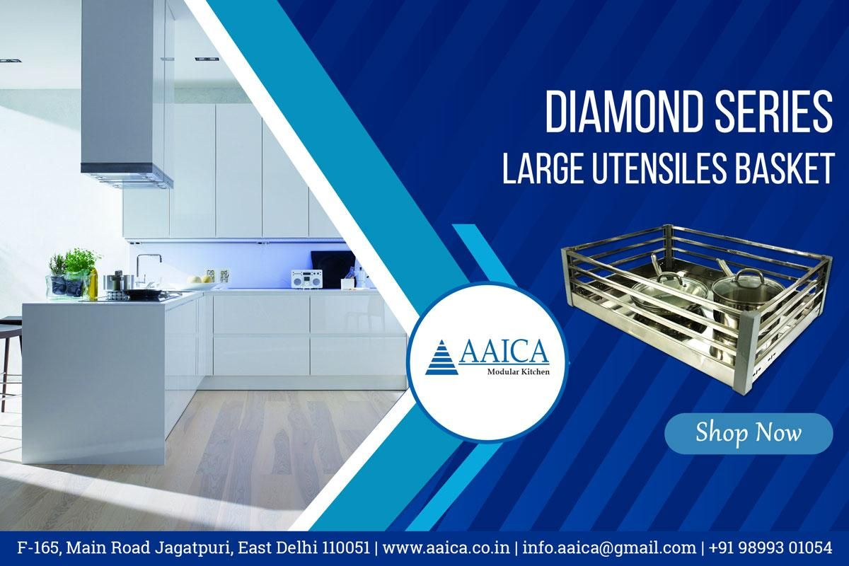 Diamond Series for different types of baskets for your kitchen shop ...