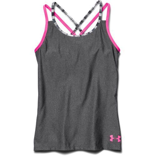 eb4555b46b Shop Under Armour for Women's UA CoolSwitch Run Tank in our Womens ...