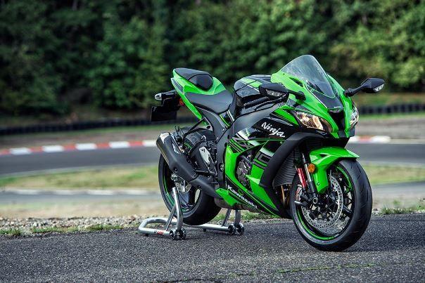 Kawasaki Ninja Zx10