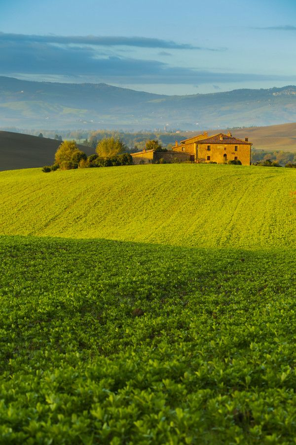 Villa in Tuscany by Mark Sivak on 500px