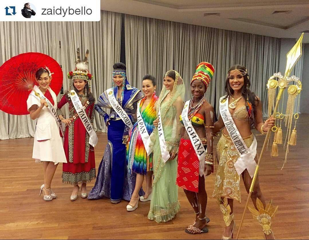 @zaidybello Primer grupo foto oficiales traje típico -national costum   Miss tourism World   @tourismworldgb  #diosataina#anacaona. Is amazing experience to  share my culture with these beautiful girls all national costumes are spectacular.  El Mundo se conecta con la amistad  espectaculares los trajes nacionales de cada pais #MissTourismWorld2015 #MissTourism #MissTourismWorldRD #MissTourismWorldDR #MissDominicanRepublic -------------------------------------------------#2016 #lumixgh4k…
