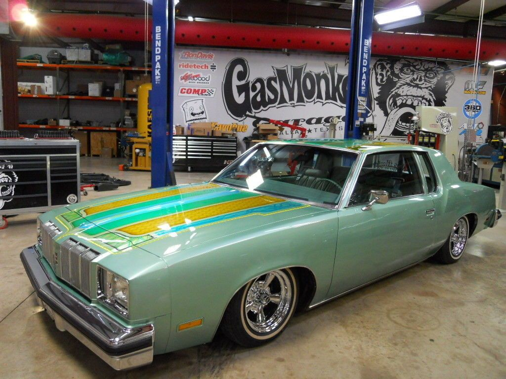 Custom Cars by Gas Monkey Garage from Fast N' Loud, 1978
