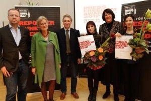 """A due giornaliste freelance, Alessia Cerantola e Emanuela Zuccalà il """"Press Freedom Award 2012″"""