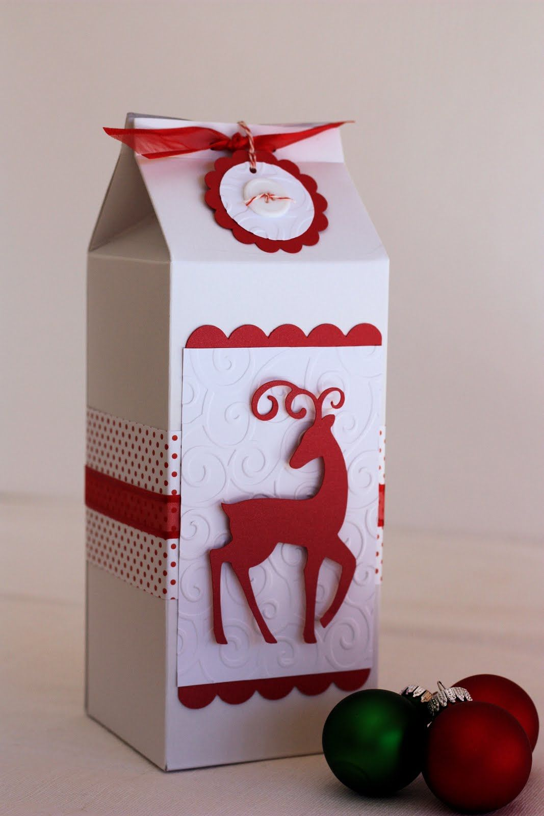 www.dolcipattini.it - A Spoonful of Sugar: Milk Carton Packaging