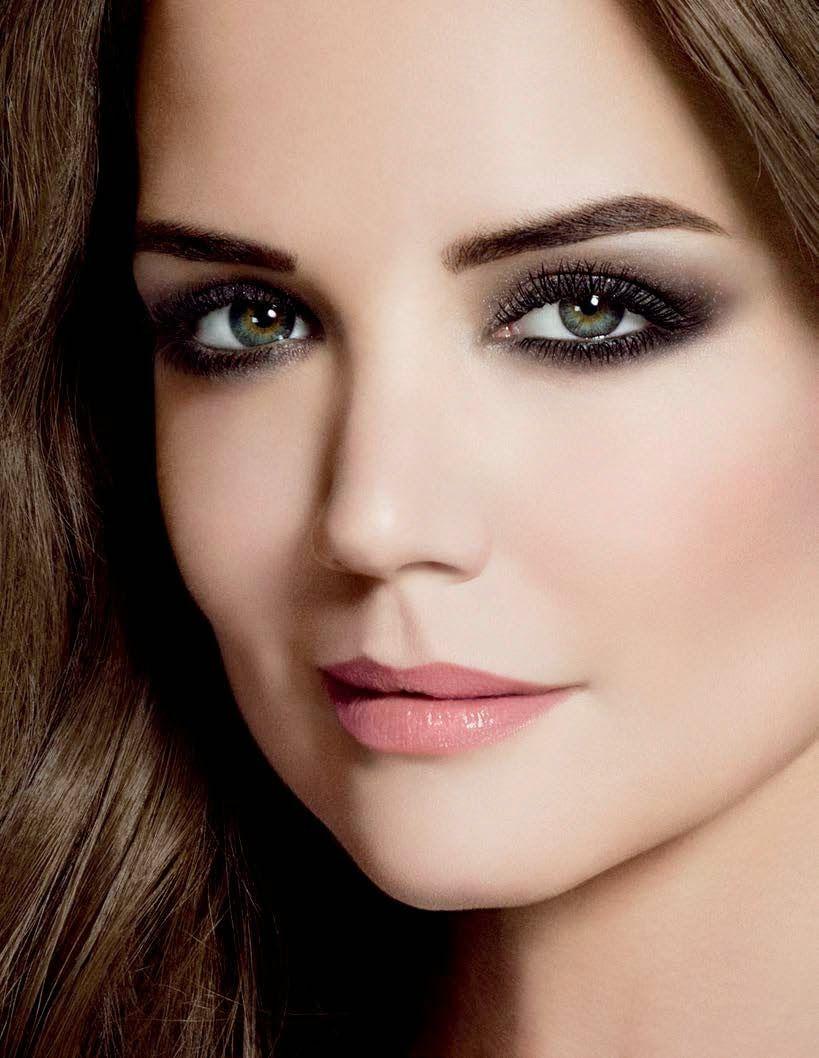 Brown Makeup Brushes: Bobbi Brown Katie Holmes Smokey Eye