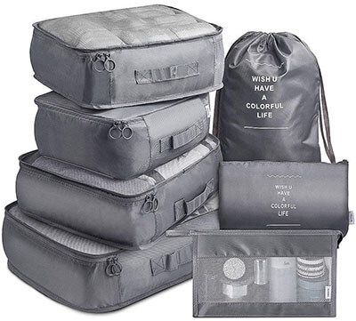 Travel luggage packing, Packing luggage, Travel storage bag, Packing cubes, Travel luggage organization, Travel accessories packing - Besides, they allow things to fold well in a bid to optimize the s -  #Travelluggage #packing