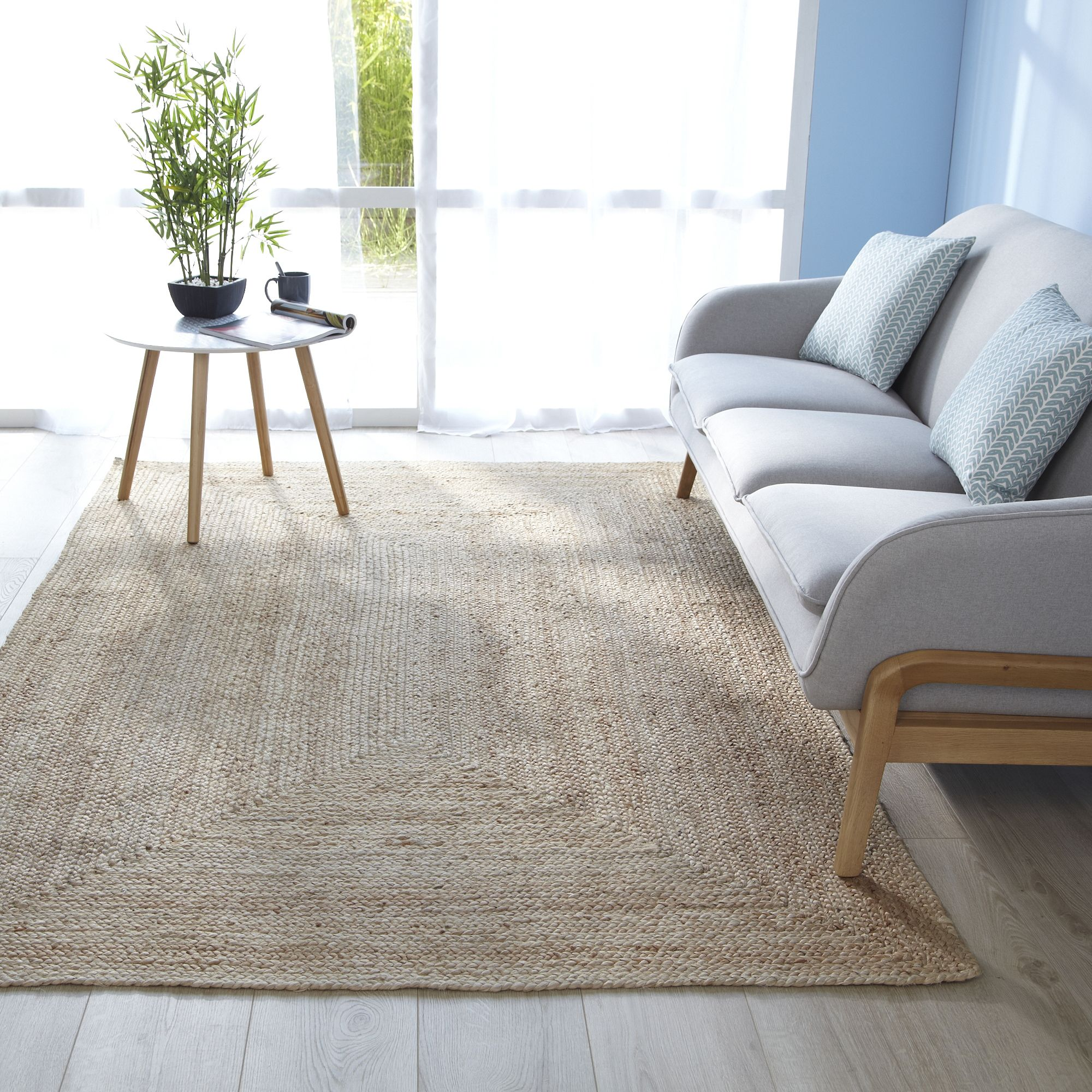 rush text tapis en jute alin a tendance naturelle pinterest alin a tapis et jute. Black Bedroom Furniture Sets. Home Design Ideas