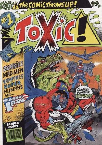 Toxic! #1 - - (Issue)