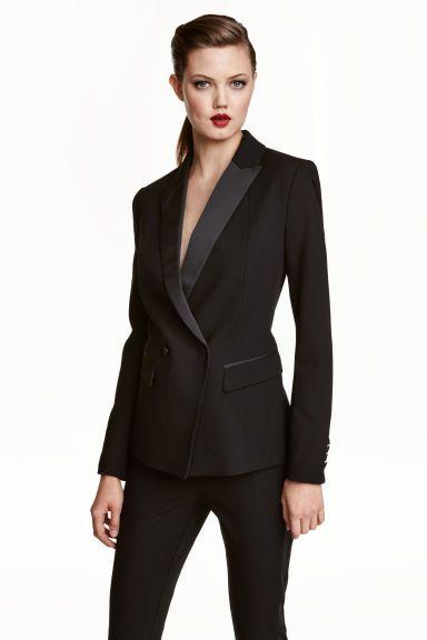 04fed815990 Casaco de smoking in 2019 | formal | Ladies trouser suits, Tuxedo ...