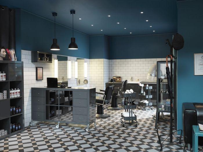 Business arredamento per imprenditori ikea for small for Arredamento parrucchieri ikea