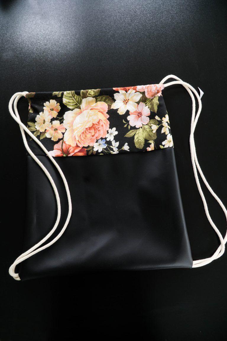 Totalmente de moda: coser bolsas de gimnasia de bricolaje: la clave de la felicidad  – Bolsa