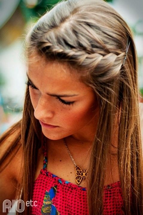 Superb 1000 Images About Hair On Pinterest Hair Dos French Braids And Short Hairstyles Gunalazisus