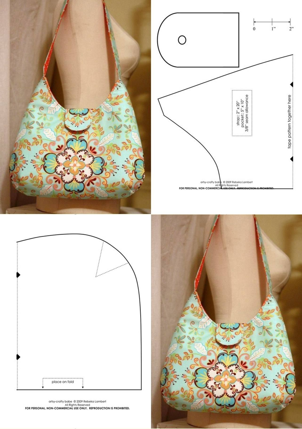 Pin by Patricia Wood on bags | Pinterest | Sewing, Bags and Bag ...