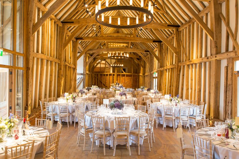 Micklefield Hall Gallery The Great Barn Hertfordshire