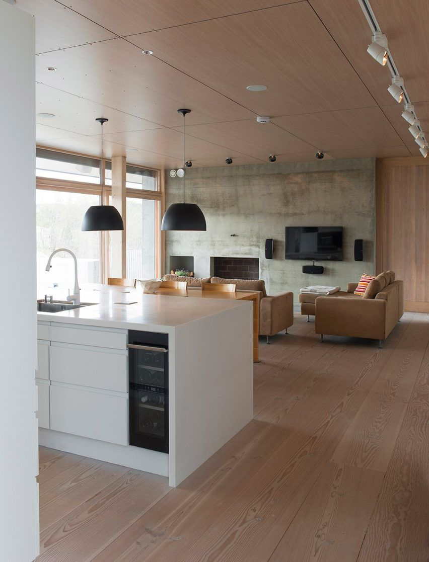 architecture simple office room. Villa By Nordic Office Of Architecture Simple Room R