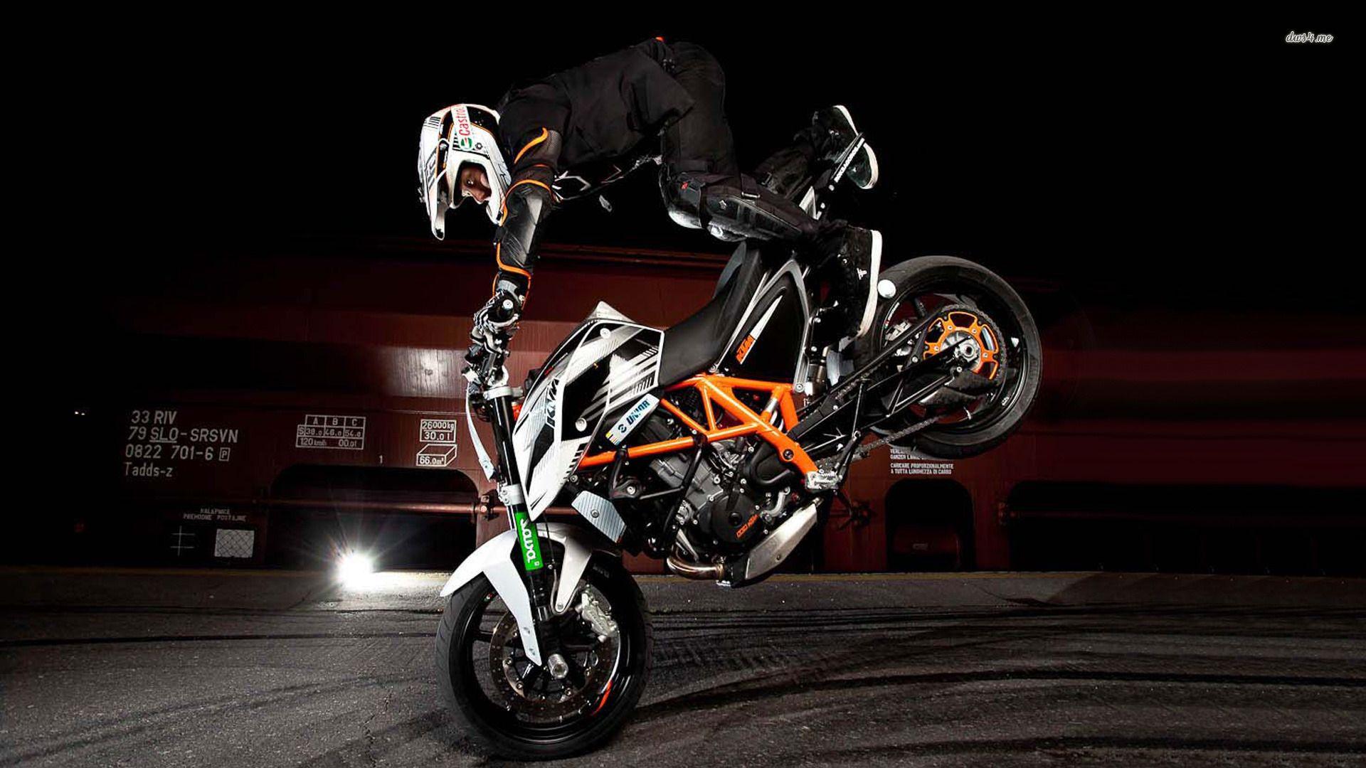 Supermoto ktm 690 stunt concept bikemotorcycletuned car tuning car - 11006 Ktm Duke 125 1920 1080 Motorcycle Wallpaper Stunt Bikemotorcycle Wallpaperktm Dukecar