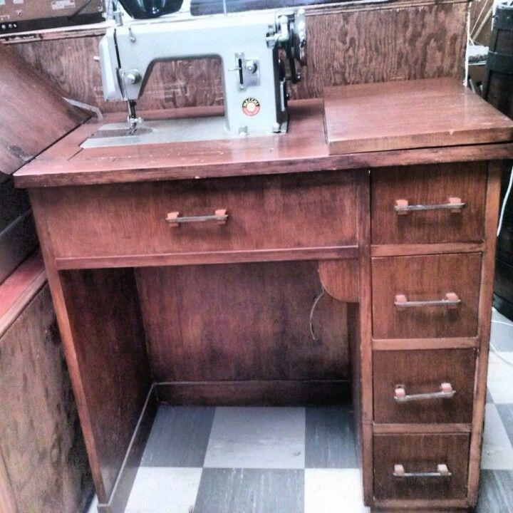 Necchi Sewing Machine Cabinet & Necchi Sewing Machine Cabinet | Sewing Machines | Pinterest | Stitch