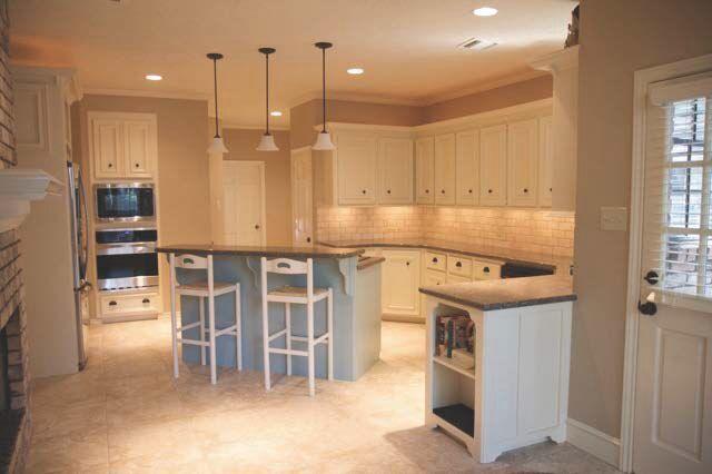 Kitchen Color....sherwin Williams Nomadic Desert
