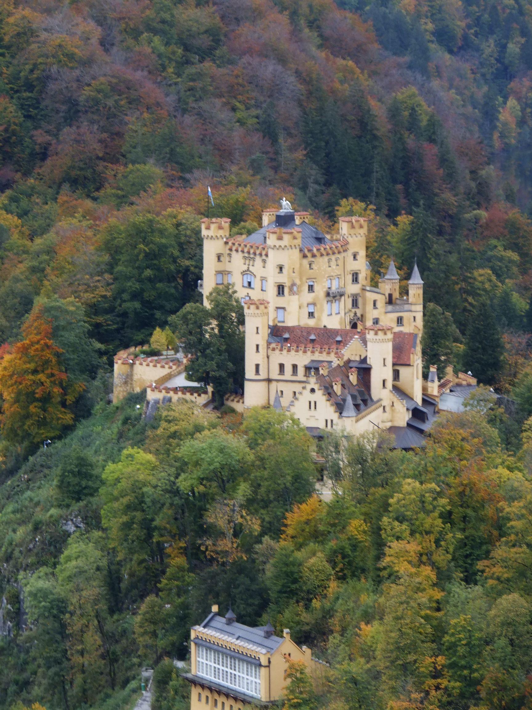 Schloss Hohenschwangau Bayern Germany Germany Castles Hohenzollern Castle Famous Castles