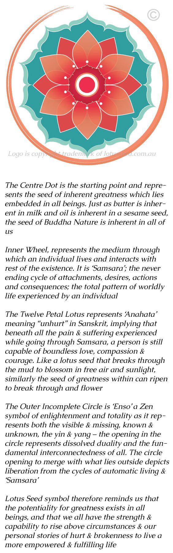 Lotus seed lotusseed mandala logo meaning meditatiom lotus seed lotusseed mandala logo meaning izmirmasajfo