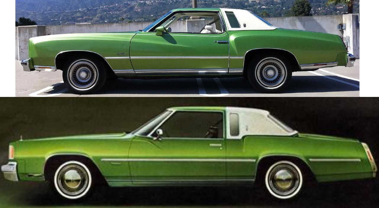 My Curbside Classic 1976 Chevrolet Monte Carlo Landau Hope You Like Green Chevrolet Monte Carlo Monte Carlo Chevy Muscle Cars