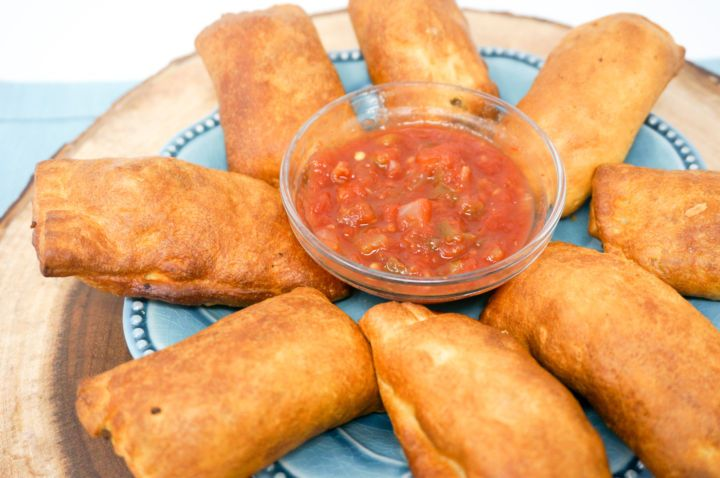 Air fryer cheesy taco crescents recipe in 2020 air