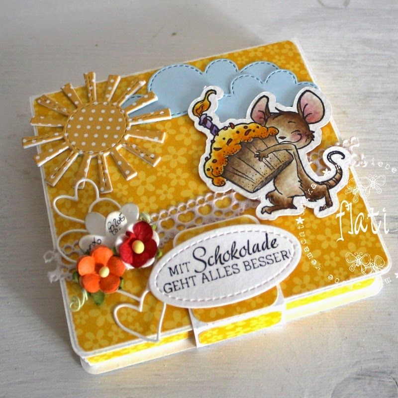 free cut files and tutorial  ritter square chocolate bar box ♥ Flati s stamp World ♥: V3 freebies