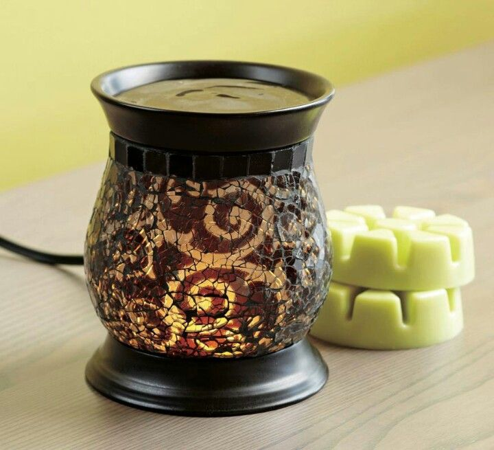 how to clean wax warmer tray