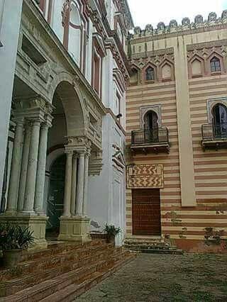 Auditorio De La Merced Sanlúcar De Barrameda Cádiz House Styles Mansions Building