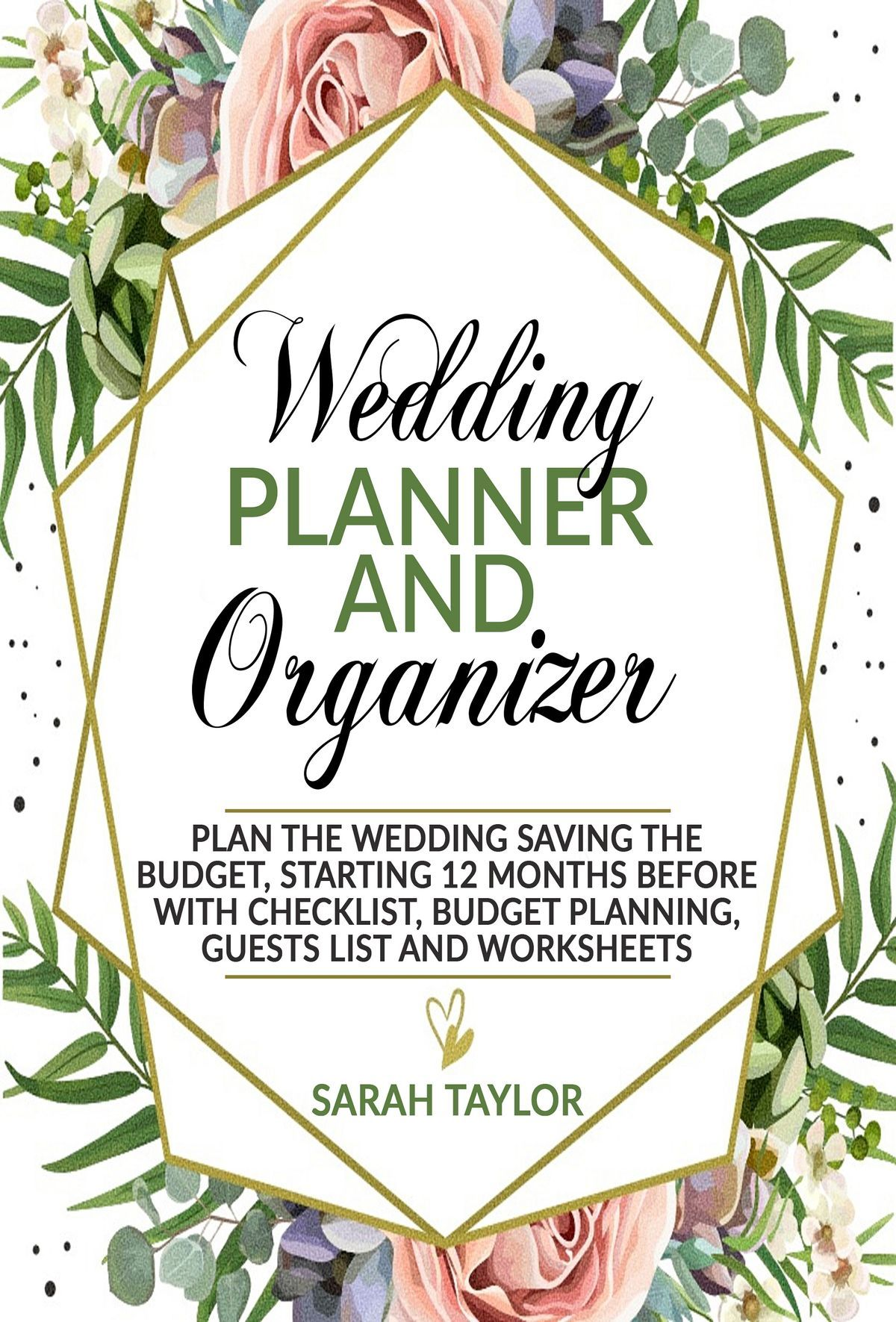 Wedding Planner And Organizer Ebook By Sarah Taylor In