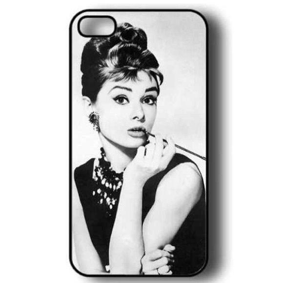 Audrey Hepburn iPhone 6/6s Hard Shell Case Brand new Accessories