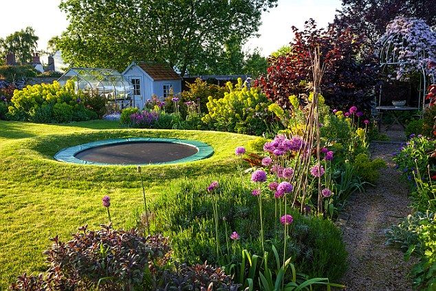 how to create a dream garden for all your family  monty don u0026 39 s ultimate makeover guide w