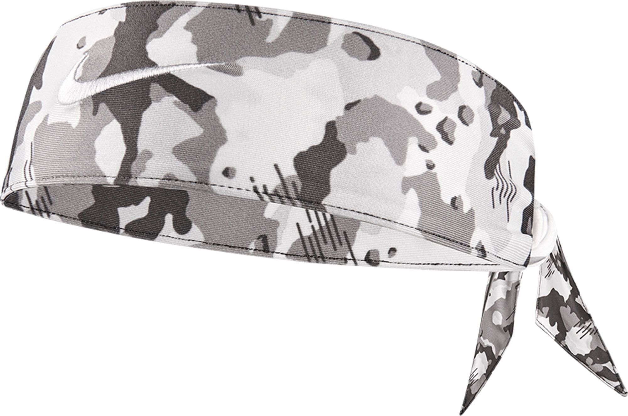 4aa996c5c Nike Girls' Camo 2.0 Tie Headband | Products in 2019 | Tie headband ...