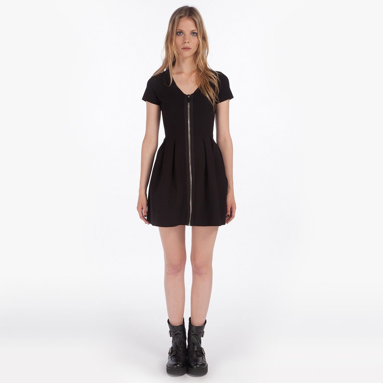 DATYPIC Automne Hiver 2013 Maje | Flare dress, Clothes