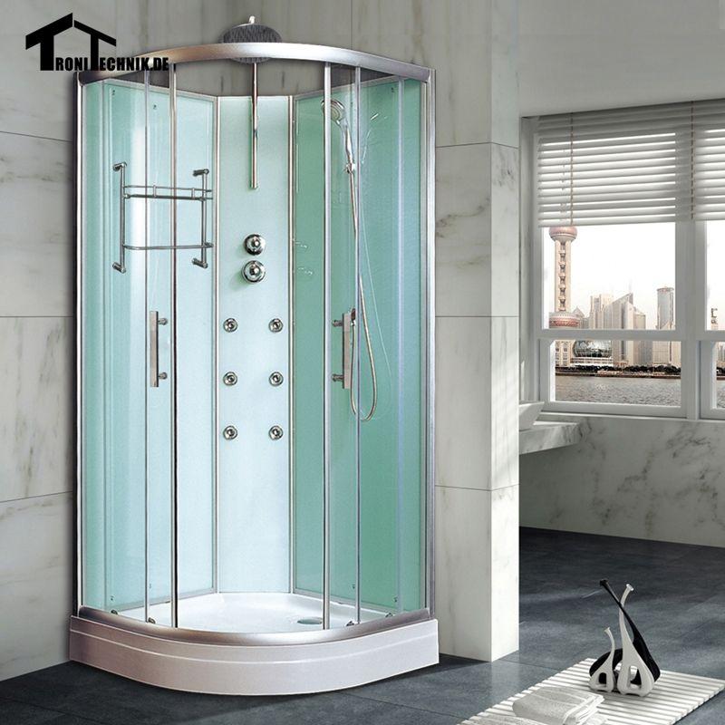 800mm Enclosure Bath Room Cabin Shower Cubicle Non Steam Corner