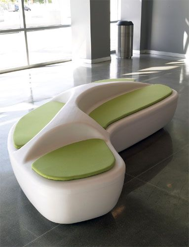 Perfect Peter Pepper Products : Oasis Bench