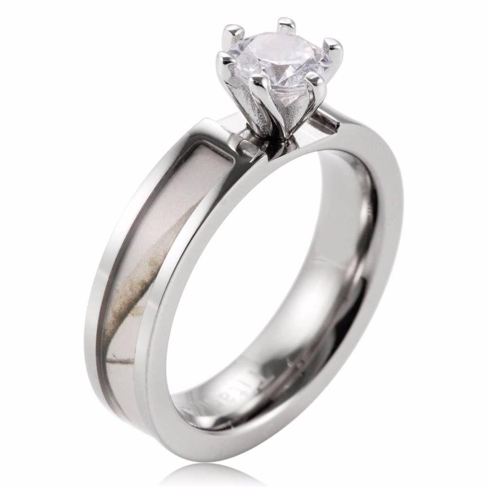 15 Besten Ideen Camo Hochzeit Ringe Mit Diamanten Verlobungsringe