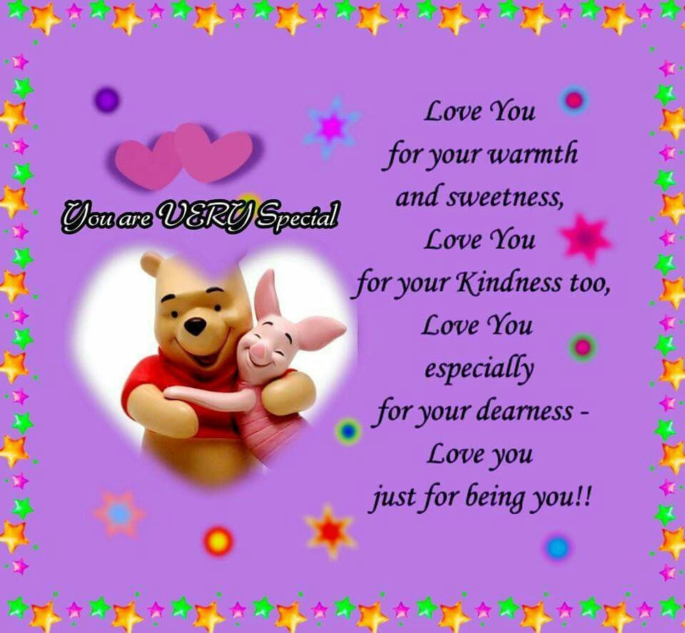 Quotes About Friendship Winnie The Pooh My Friend's Are Special 2 Me  Wise Words From A Silly Old Bear